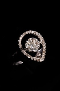 Shushi diamond ring