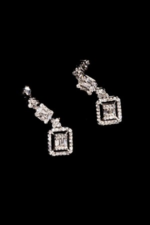 Alex Diamond earrings
